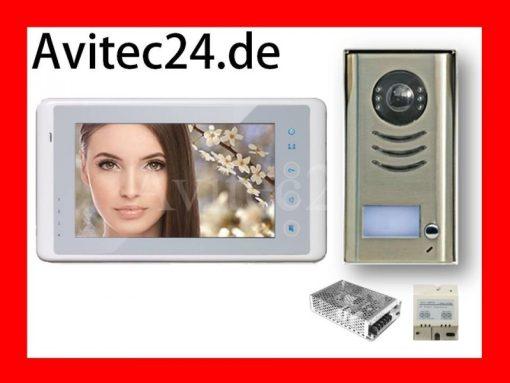 KLINGELANLAGE-SPRECHANLAGE-DT591+DT27W